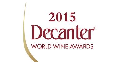 2015 Decanter World Wine Awards