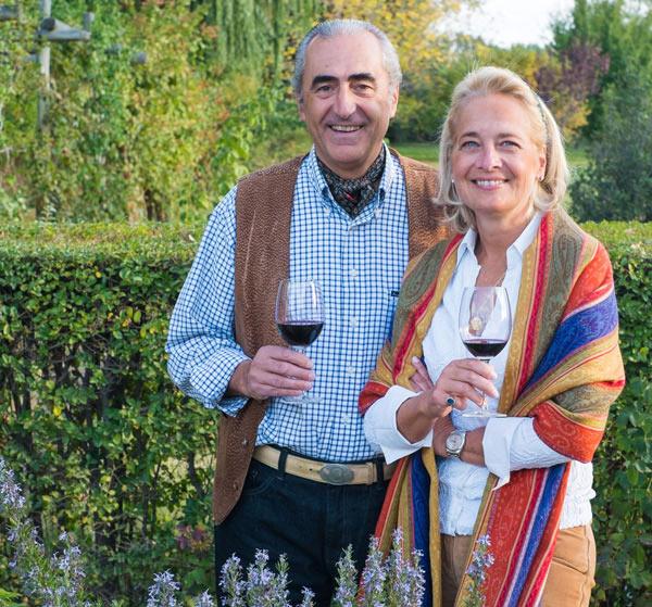 Hervé and Diane Joyaux Fabre