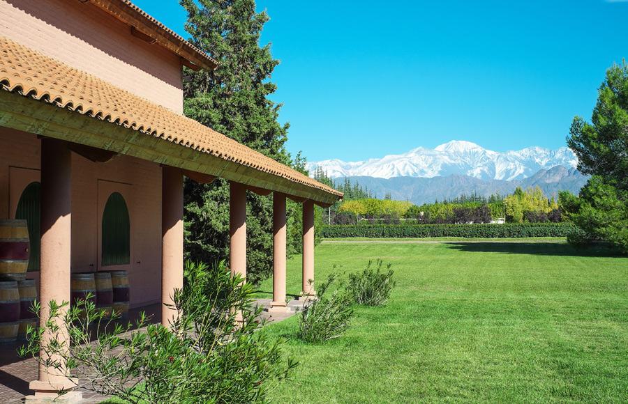 Fabre Montmayou Winery Mendoza